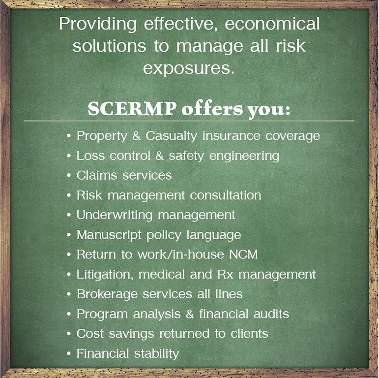 SCERMP Services